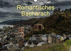 Romantisches Bacharach (Wandkalender 2019 DIN A3 quer) von Hess,  Erhard