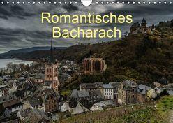 Romantisches Bacharach (Wandkalender 2019 DIN A4 quer) von Hess,  Erhard