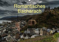 Romantisches Bacharach (Wandkalender 2020 DIN A2 quer) von Hess,  Erhard