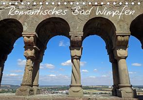 Romantisches Bad Wimpfen (Tischkalender 2020 DIN A5 quer) von Andersen,  Ilona