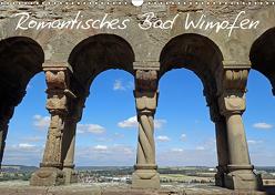 Romantisches Bad Wimpfen (Wandkalender 2019 DIN A3 quer) von Andersen,  Ilona