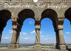 Romantisches Bad Wimpfen (Wandkalender 2019 DIN A4 quer) von Andersen,  Ilona
