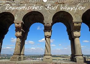 Romantisches Bad Wimpfen (Wandkalender 2020 DIN A3 quer) von Andersen,  Ilona