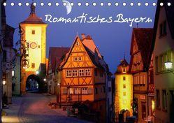 Romantisches Bayern (Tischkalender 2018 DIN A5 quer) von Huschka,  Klaus-Peter