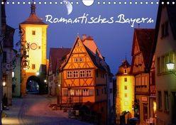 Romantisches Bayern (Wandkalender 2018 DIN A4 quer) von Huschka,  Klaus-Peter