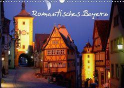 Romantisches Bayern (Wandkalender 2019 DIN A3 quer) von Huschka,  Klaus-Peter