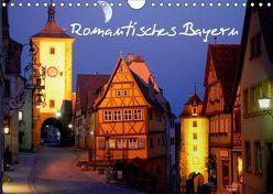 Romantisches Bayern (Wandkalender 2019 DIN A4 quer) von Huschka,  Klaus-Peter