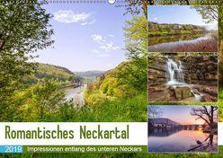 Romantisches Neckartal (Wandkalender 2019 DIN A2 quer) von Matthies,  Axel