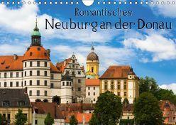 Romantisches Neuburg an der Donau (Wandkalender 2019 DIN A4 quer) von Wenk,  Marcel
