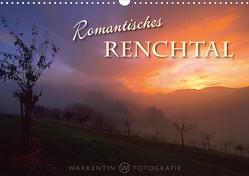 Romantisches Renchtal (Wandkalender 2021 DIN A3 quer) von H. Warkentin,  Karl