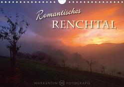Romantisches Renchtal (Wandkalender 2021 DIN A4 quer) von H. Warkentin,  Karl