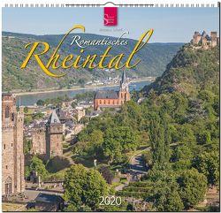 Romantisches Rheintal von Scherf,  Dietmar
