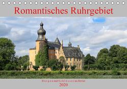 Romantisches Ruhrgebiet – Burgen und Schlösser im Revier (Tischkalender 2020 DIN A5 quer) von Jaeger,  Michael, mitifoto
