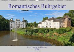 Romantisches Ruhrgebiet – Burgen und Schlösser (Wandkalender 2019 DIN A2 quer) von Jaeger,  Michael, mitifoto