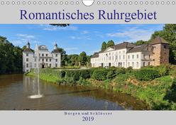 Romantisches Ruhrgebiet – Burgen und Schlösser (Wandkalender 2019 DIN A4 quer) von Jaeger,  Michael, mitifoto