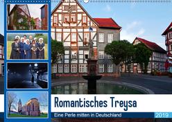Romantisches Treysa (Wandkalender 2019 DIN A2 quer) von Klapp,  Lutz