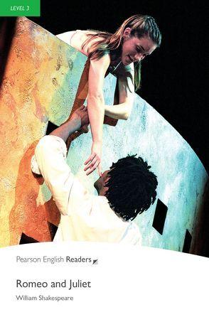 Romeo and Juliet – Buch mit MP3-Audio-CD von Shakespeare,  William
