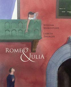 Romeo & Julia von Shakespeare,  William, Zwerger,  Lisbeth