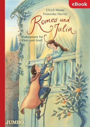 Romeo und Julia von Harvey,  Franziska, Maske,  Ulrich
