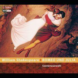 Romeo und Julia von Kamp,  Marion van de, Minetti,  Daniel, Reusse,  Peter, Schlegel,  A.W.,  von, Shakespeare,  William, Zglinicki,  Simone von