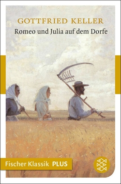 Romeo und Julia auf dem Dorfe von Keller,  Gottfried