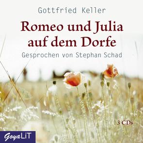 Romeo und Julia auf dem Dorfe von Gottfried,  Keller, Schad,  Stephan