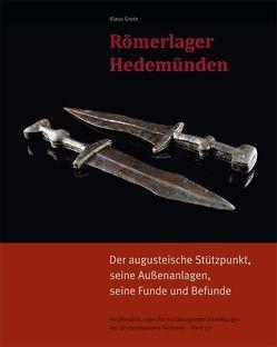 Römerlager Hedemünden von Grote,  Klaus