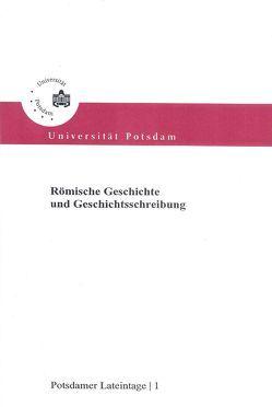 Römische Geschichte und Geschichtsschreibung von Gärtner,  Ursula