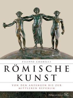 Römische Kunst von den Anfängen bis zur Mittleren Republik von Coarelli,  Filippo