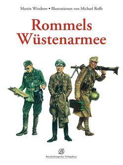 Rommels Wüstenarmee von Roffe,  Michael, Windrow,  Martin