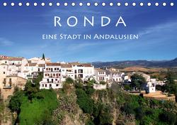 Ronda – Eine Stadt in Andalusien (Tischkalender 2021 DIN A5 quer) von Seidl,  Helene