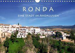 Ronda – Eine Stadt in Andalusien (Wandkalender 2019 DIN A4 quer) von Seidl,  Helene