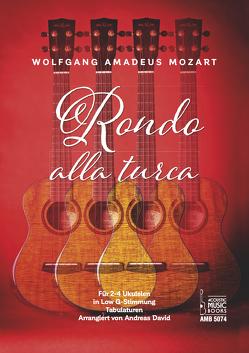 Rondo alla turca von David,  Andreas, Mozart,  Wolfgang Amadeus