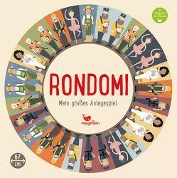 Rondomi – Mein großes Anlegespiel – Berufe von Wiehle,  Katrin