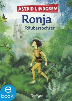 Ronja Räubertochter von Kornitzky,  Anna-Liese, Lindgren,  Astrid, Wikland,  Ilon