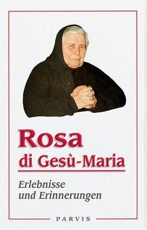 Rosa di Gesù-Maria von Frericks,  Domenica, Maisonneuve,  Roland