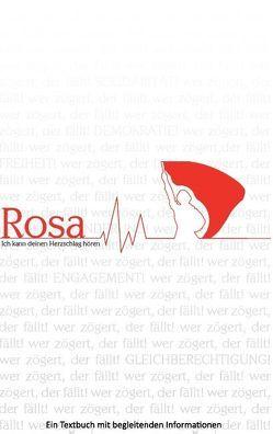 Rosa – Ich kann deinen Herzschlag hören von Nagel,  Daniel