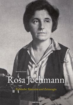 Rosa Jochmann von Duma,  Veronika