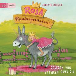 Rosa Räuberprinzessin von Engelking,  Katrin, Gawlich,  Cathlen, Roeder,  Annette