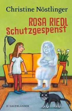 Rosa Riedl Schutzgespenst von Nöstlinger ,  Christine