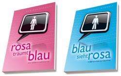 Rosa träumt blau von Bopphart,  Andreas