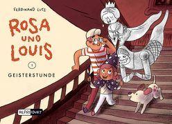 Rosa und Louis 1 von Lutz,  Ferdinand