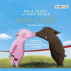 Rosalie & Trüffel/Herr Jasper sucht das Glück von Bengsch,  Hubertus, Hoffmann,  Daniela, Reider,  Katja, Wrietz,  Nadine