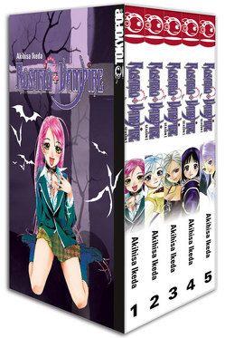 Rosario + Vampire Box 01 von Ikeda,  Akihisa