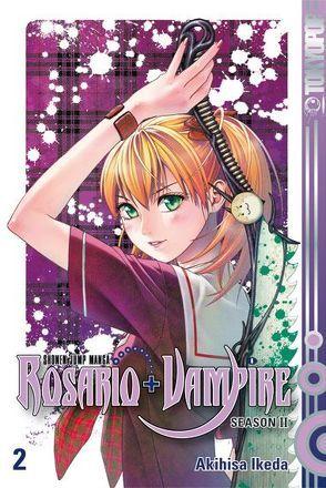 Rosario + Vampire Season II 02 von Ikeda,  Akihisa