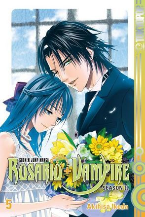 Rosario + Vampire Season II 05 von Ikeda,  Akihisa