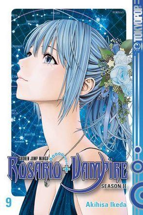 Rosario + Vampire Season II 09 von Ikeda,  Akihisa