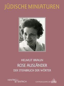 Rose Ausländer von Braun,  Helmut