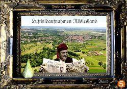"""Röseland 5 """"Luftbildaufnahmen Röseland"""" Plieningen Hohenheim Birkach mit Vergleich 2014 und historische Aufnahmen aus den 40er von Lunke,  Oerny B, Lunke,  TY Oerny B. R."""