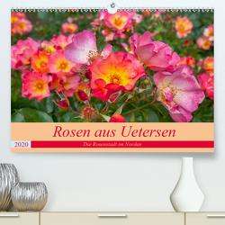 Rosen aus Uetersen (Premium, hochwertiger DIN A2 Wandkalender 2020, Kunstdruck in Hochglanz) von Steiner / Matthias Konrad,  Carmen